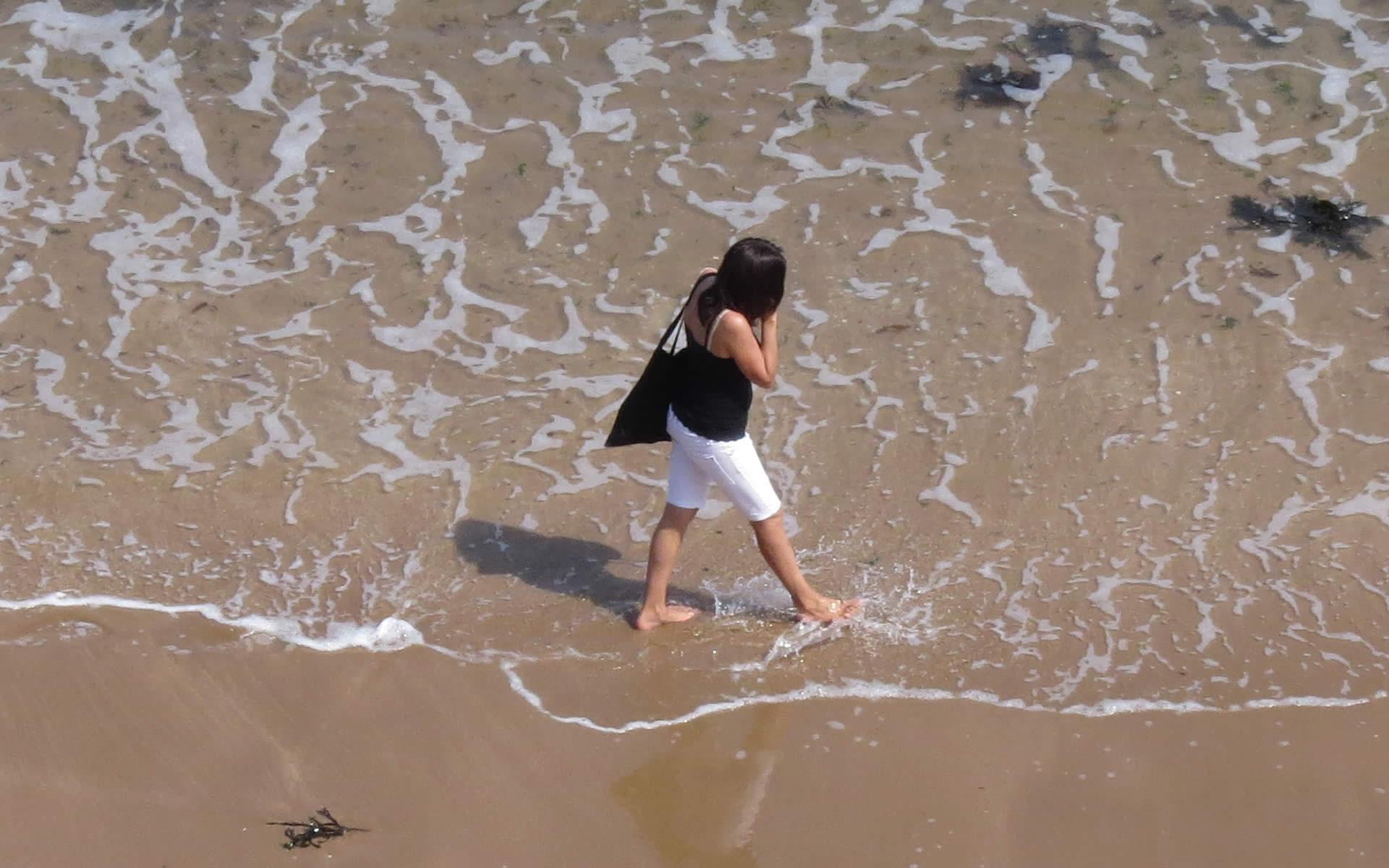 Beach walk - Visit Ramsgate
