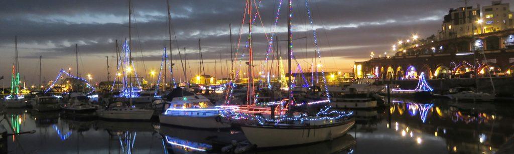 Ramsgate Royal Harbour at Christmas - Visit Ramsgate