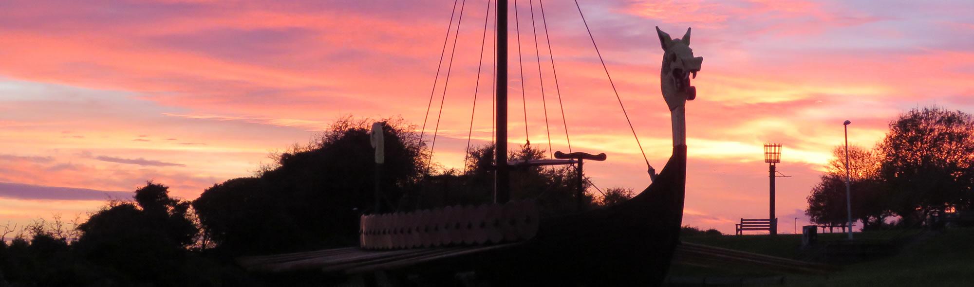 Hugin Viking Ship - Visit Ramsgate