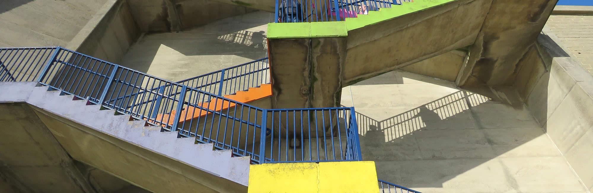 Rainbow Steps - Visit Ramsgate