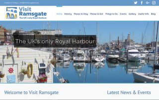 Visit Ramsgate website