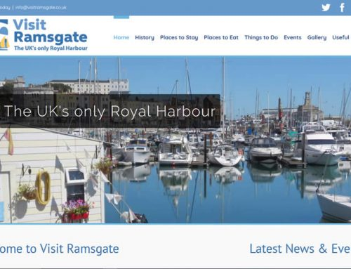 Visit Ramsgate website launched