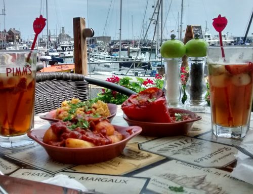 Food Blogging in Ramsgate