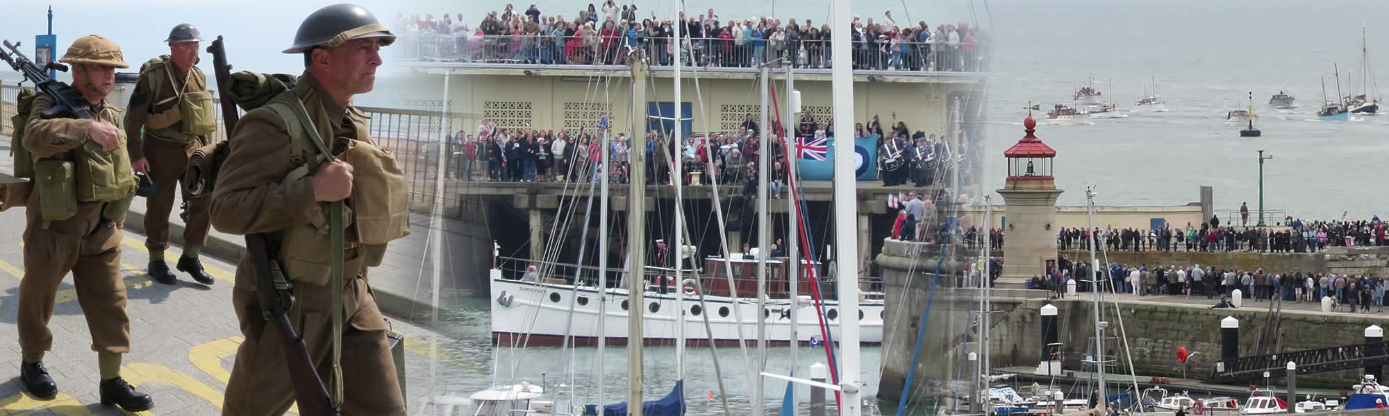 Dunkirk Little Ships - Visit Ramsgate