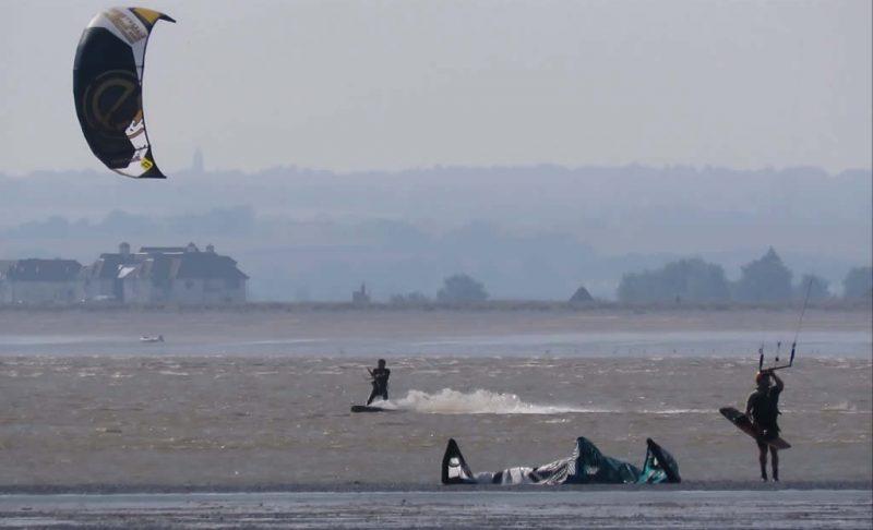 Kite surfing - Visit Ramsgate