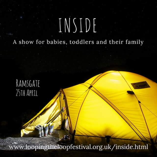 Inside - a show for babies, toddlers & families