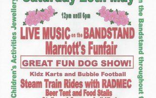 May Fayre Ellington Park - Visit Ramsgate