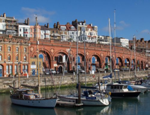 Ramsgate – Touched by Royalty and Saved by its Tunnels