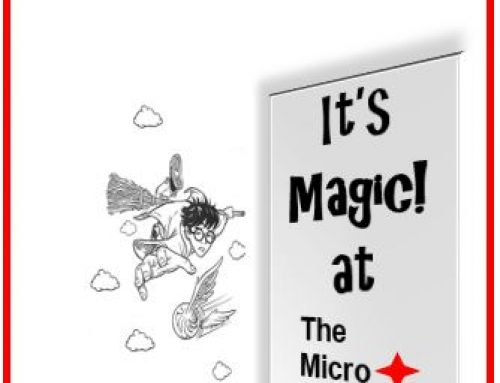 It's Magic at the Micro Museum
