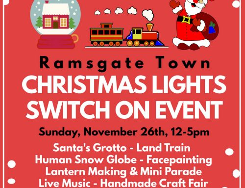 Ramsgate's Annual Christmas Lights Switch On