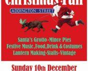 Christmas Addington st fair