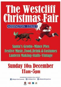Christmas Addington st fair
