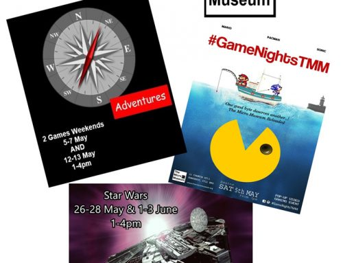 Three a-May-zing events at The Micro Museum