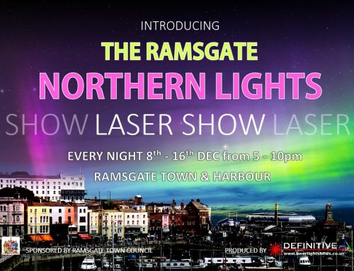 Northern Lights Laser Show