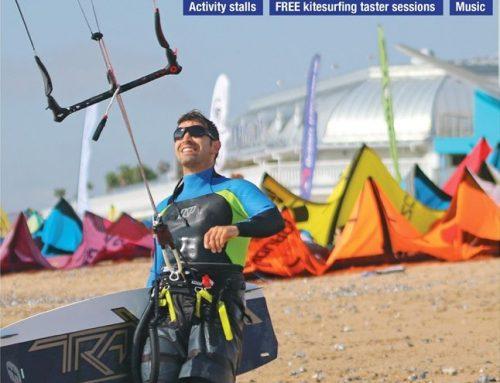 Ramsgate to host Kitesurfing Championship Finals