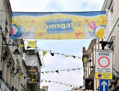 Ramsgate welcomes you back