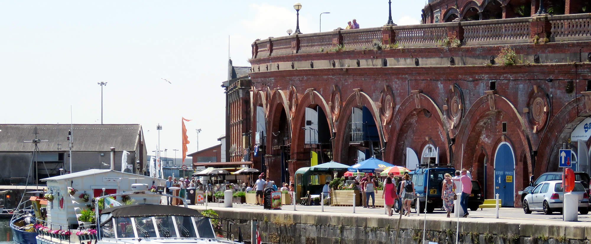 The Arches - Visit Ramsgate