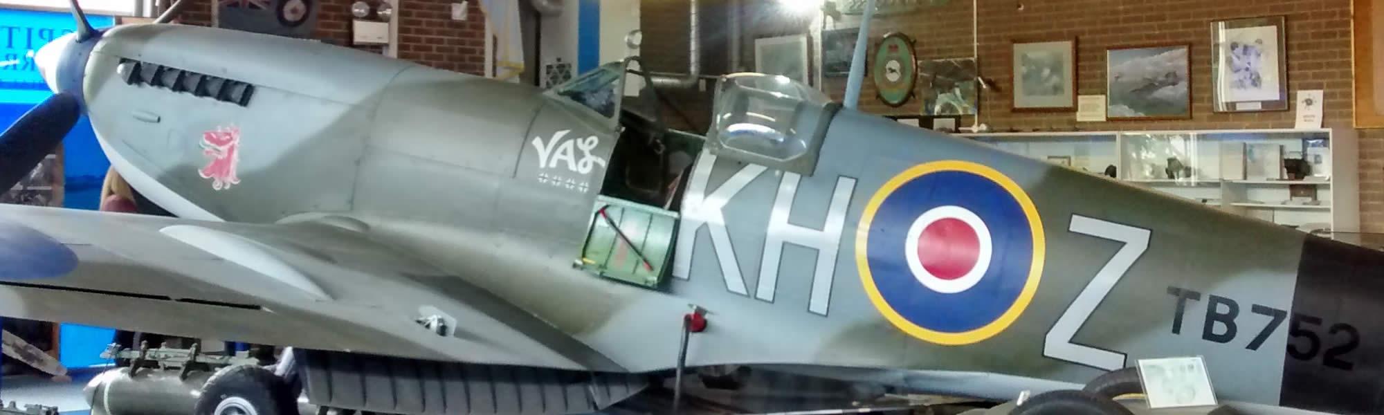 Spitfire Museum - Visit Ramsgate