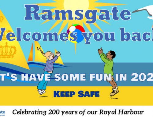 Ramsgate Welcomes you back!  Let's have some fun in 2021!