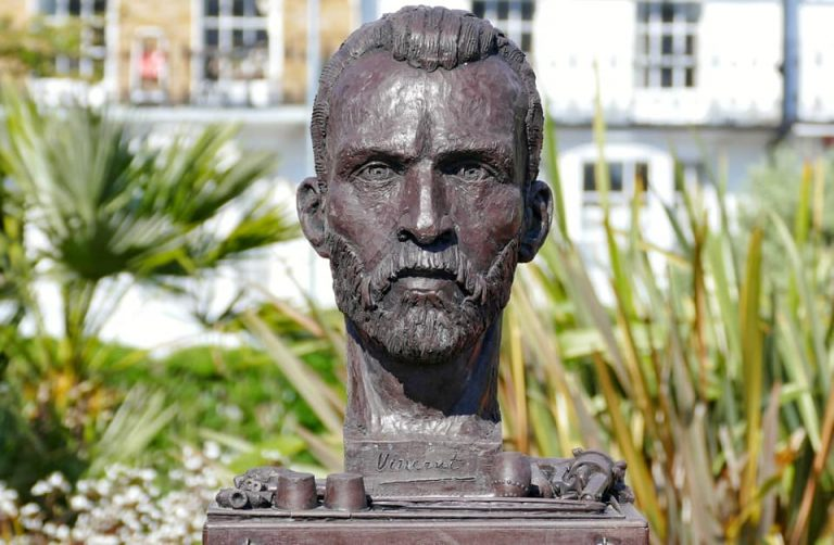 Vincent in Ramsgate