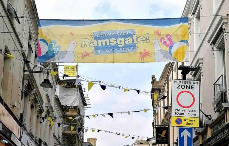 Ramsgate welcomes you back