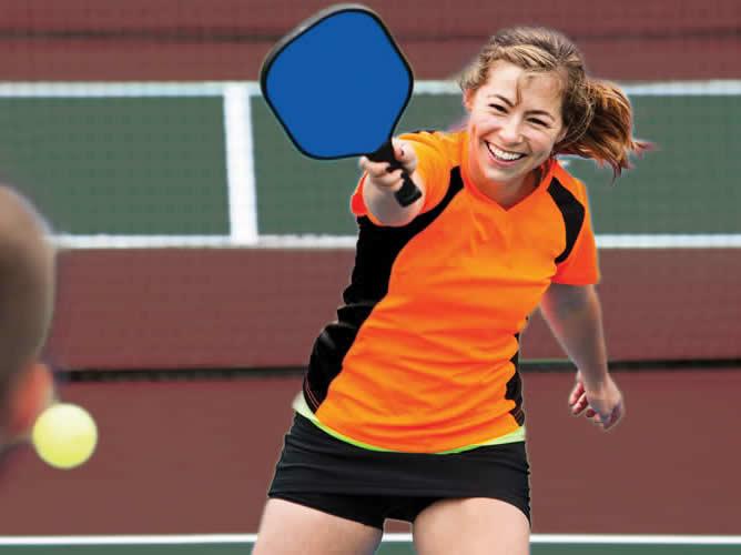 Pickleball & Tennis