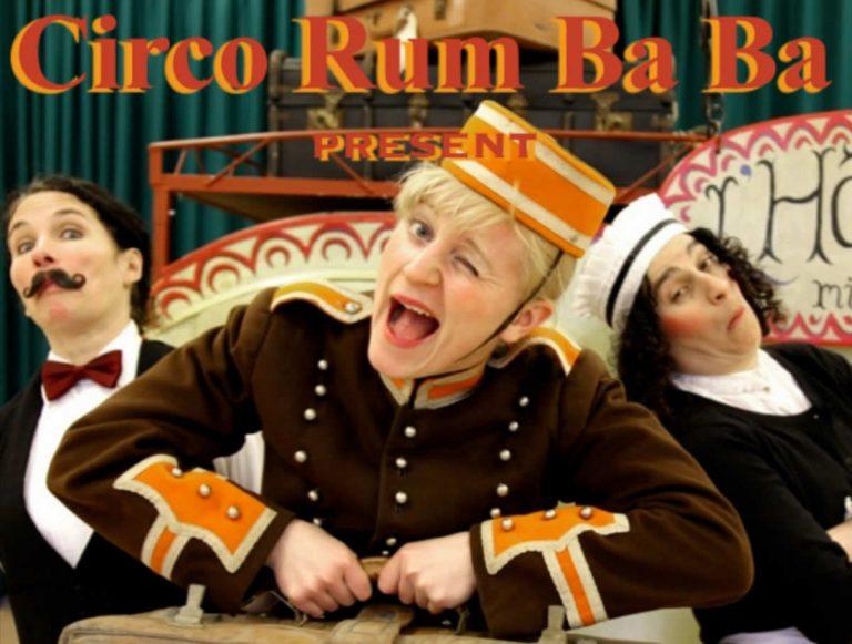 Circo Rum Ba Ba comes to town